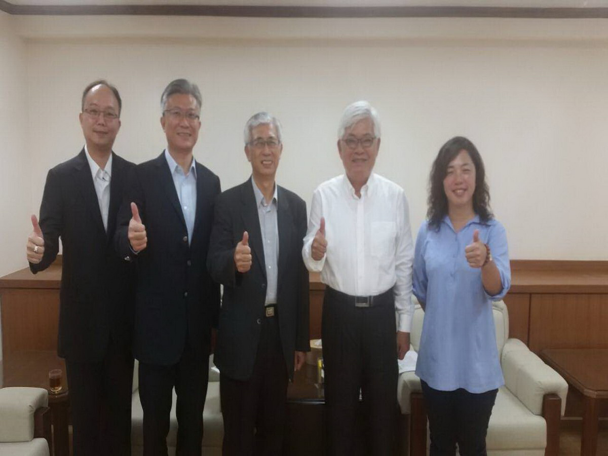 中台灣觀光推動委員會 雲嘉三縣市可望年底加入