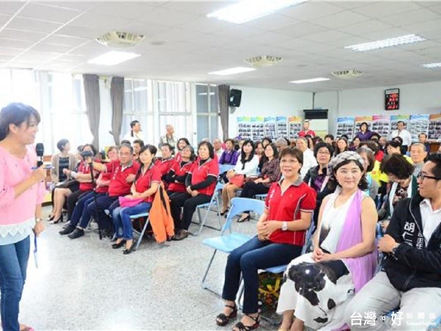 鼓勵民眾積極參與 花蓮市舉行社區評鑑表揚