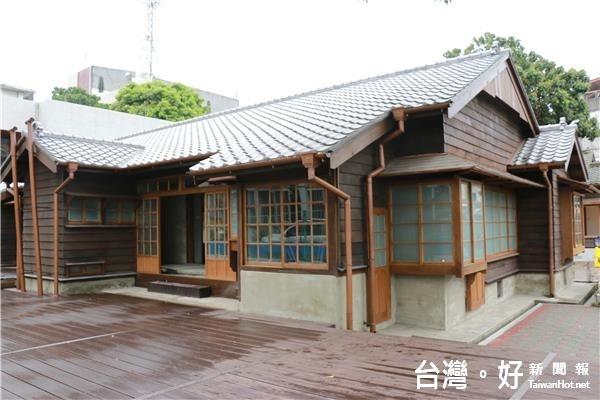 活化日式建築 花蓮好客文化會館今年啟用