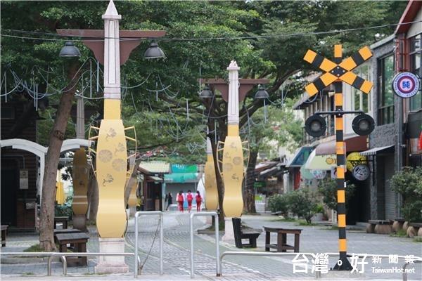 行銷在地觀光 花蓮舊鐵道徒步區設置數位導覽系統