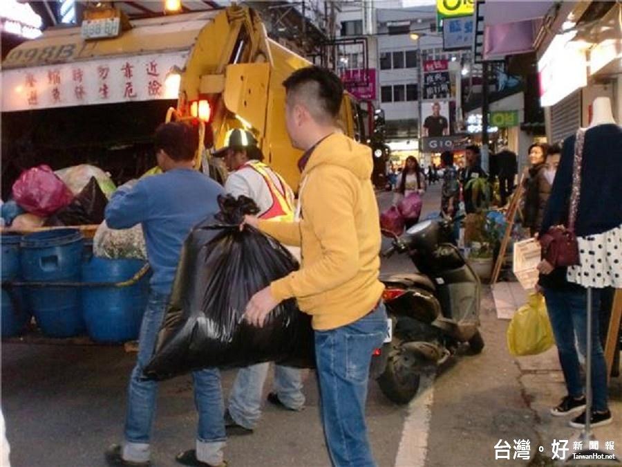 宣導落實垃圾分類見成效 花市資源回收量增30%