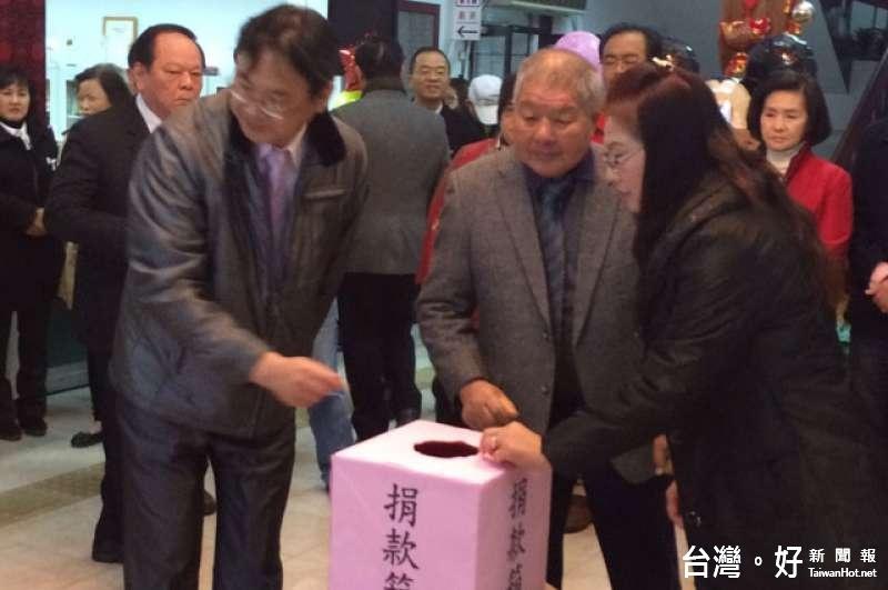 羅東公所發起捐款 協助台南災民重建家園