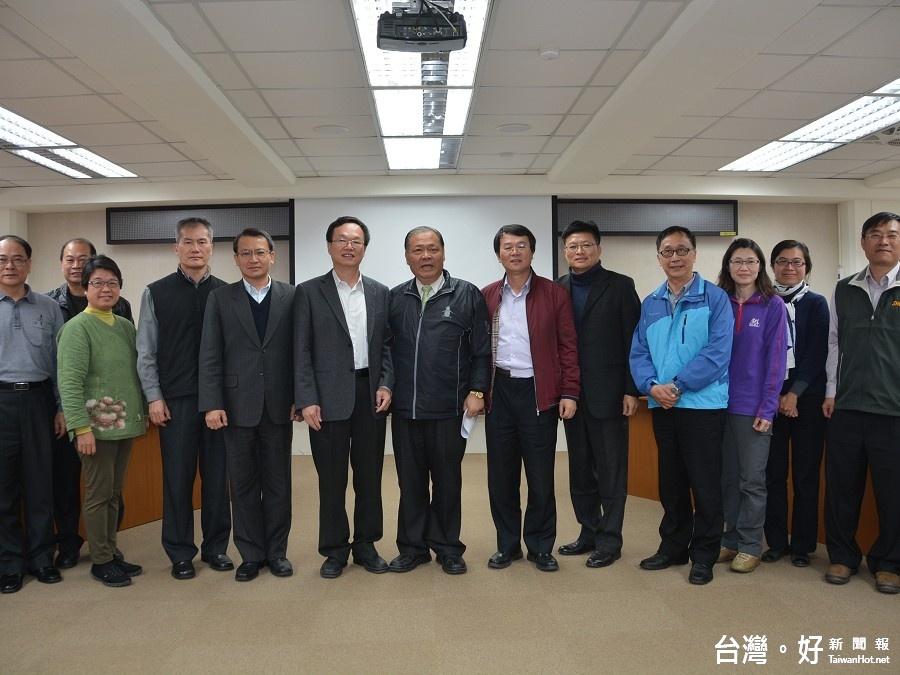 力推農村再生 農委會水保局長李鎮洋親赴澎湖展開訪視
