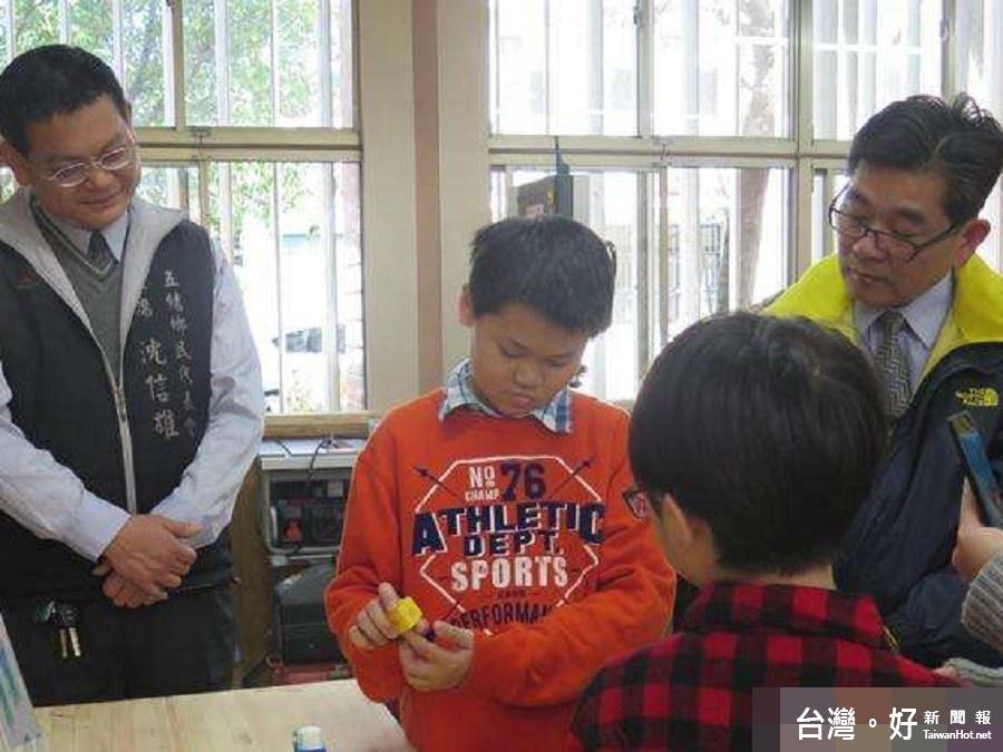 世界青少年發明展 五結學子勇奪2金3銅佳績