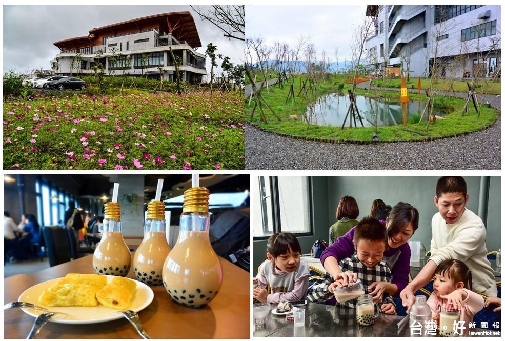 在地美食國際化 台灣宜蘭囝仔造珍珠夢工廠