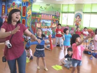 幼兒學習傳統戲曲 本土文化從小扎根