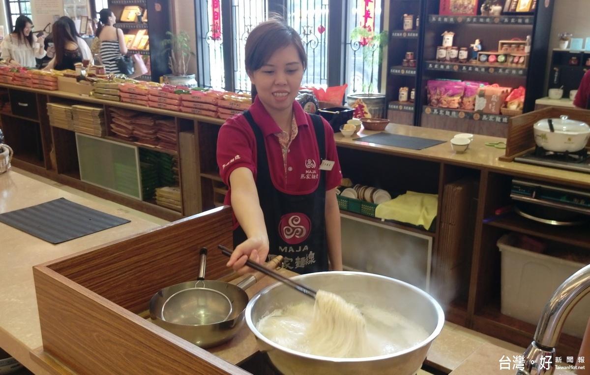 百年老店受地方肯定 馬家麵線積極擴展海外市場