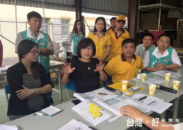 高品質蕃薯名聞遐邇 水林產區爭取成為台灣第一糧倉示範地