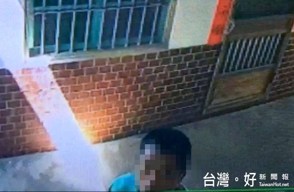 笨賊行竊全遭監視器錄下 警循線成功逮人