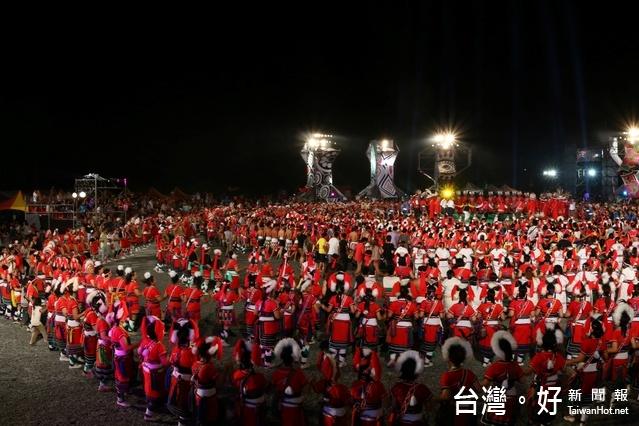 延續首日熱力 豐年節「天籟之夜」為祖靈獻上最美樂音