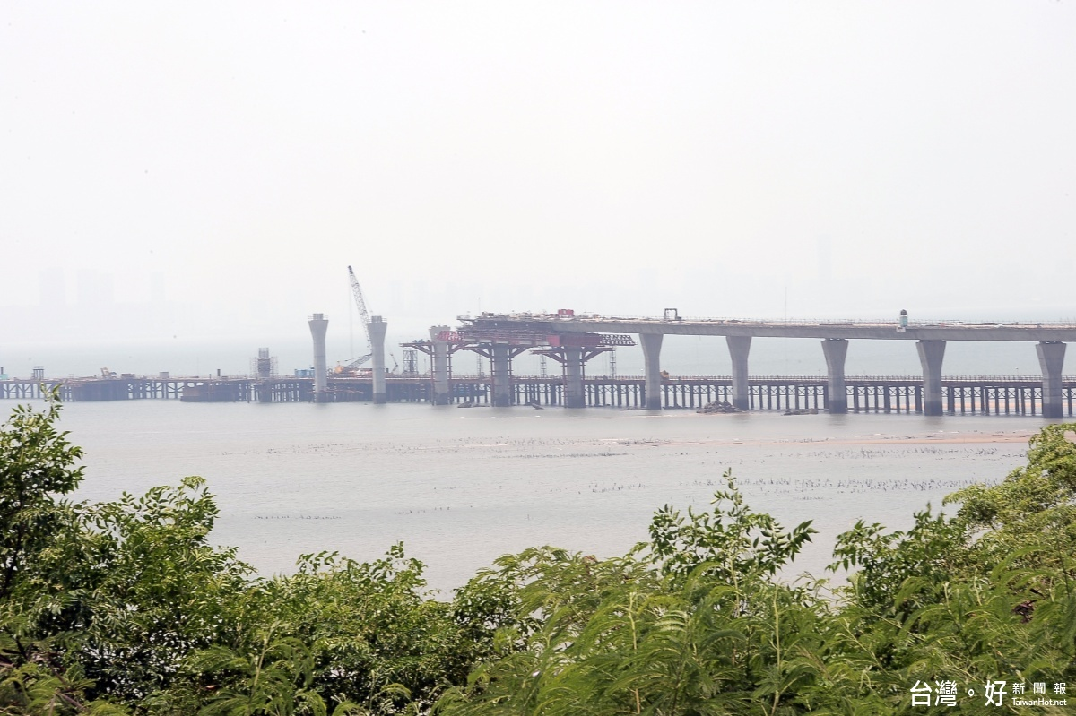 金門大橋預計10月開工 目標2020年完工