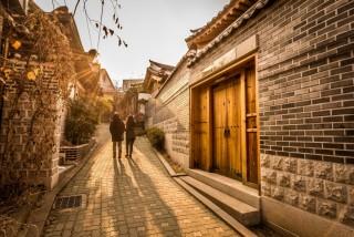 近年來,台人赴韓旅遊比例增高,韓國旅遊相關產品成為旅展中熱門產品之一。(圖/喜鴻假期提供)