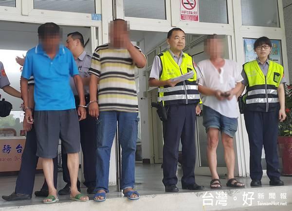 男涉酒駕遭逮 友人赴警局關心也被舉發酒駕