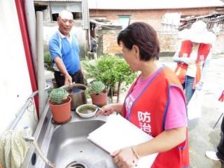 茲卡病毒襲擊亞洲 嘉義縣衛生局加強防護