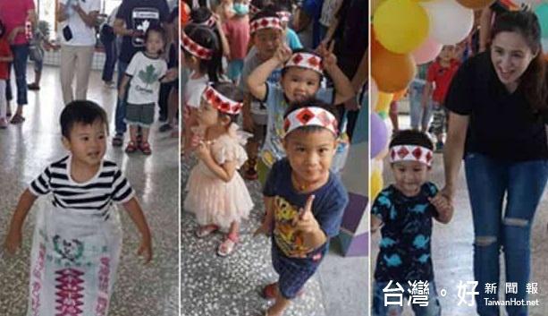 打造平價的托育環境 大隱非營利幼兒園歡慶開學