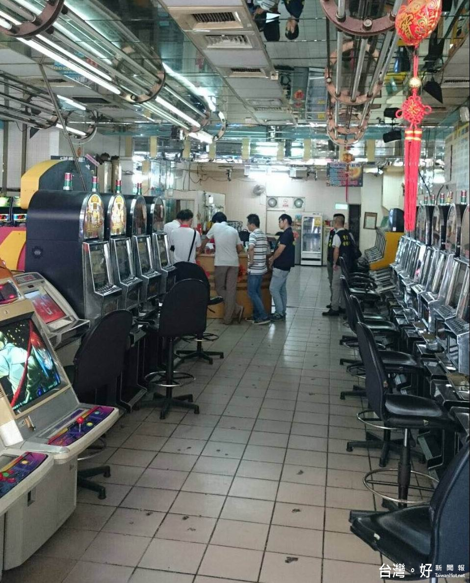 合法掩飾非法 檢、警聯手破獲賭博電玩案