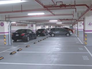 林森路立體停車場 九月底啟用