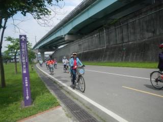 教師感恩週 新北河濱公園免費悠遊騎單車