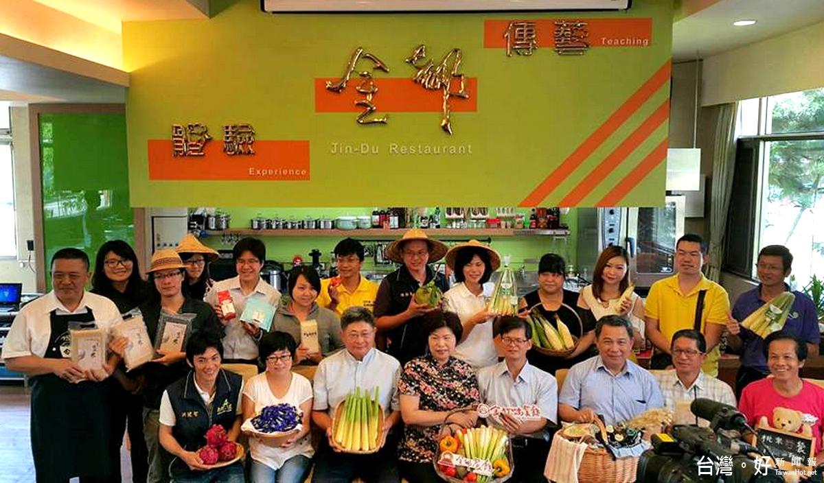 日月潭「新食尚風」 邀遊客參與烹飪無毒在地好食材