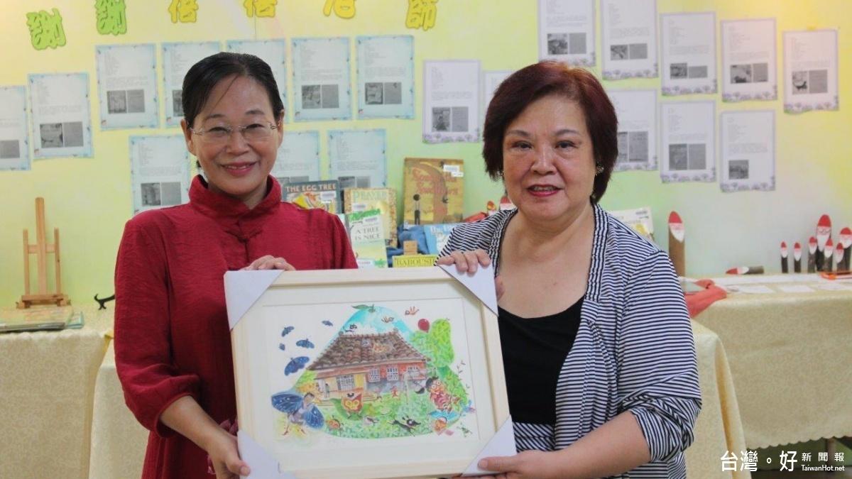 推廣閱讀 斗六市長獲傑出人士貢獻獎