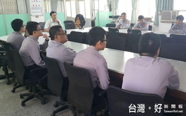 強化新進員警執勤力 北港分局辦理講習訓練
