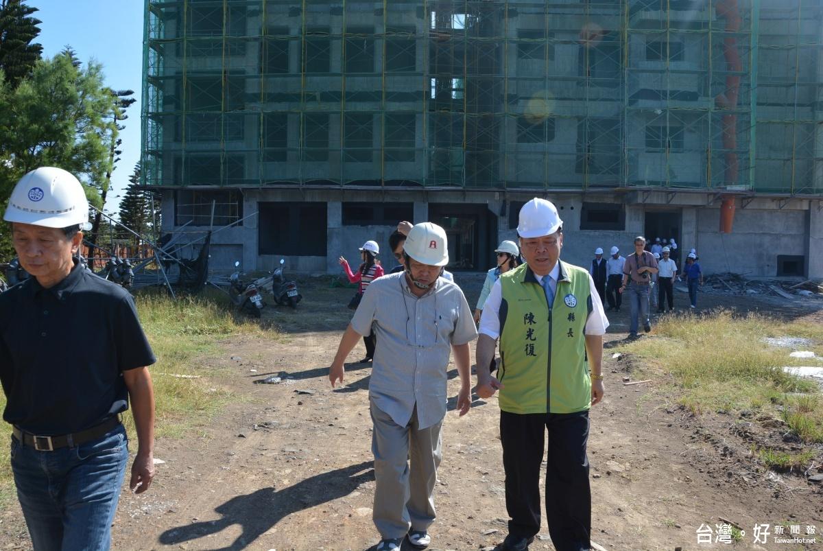 爭國際觀光客源 澎湖金龍頭營區配合馬公商港開發遷建