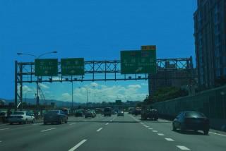 高速公陸局提醒民眾端午節連假行駛上國道前,先上高公局網站或透過APP查詢路況。另高公局也希望有駕駛長途移動需求再開上國道,中、短途多利用替代道路。(圖/Wikipedia)