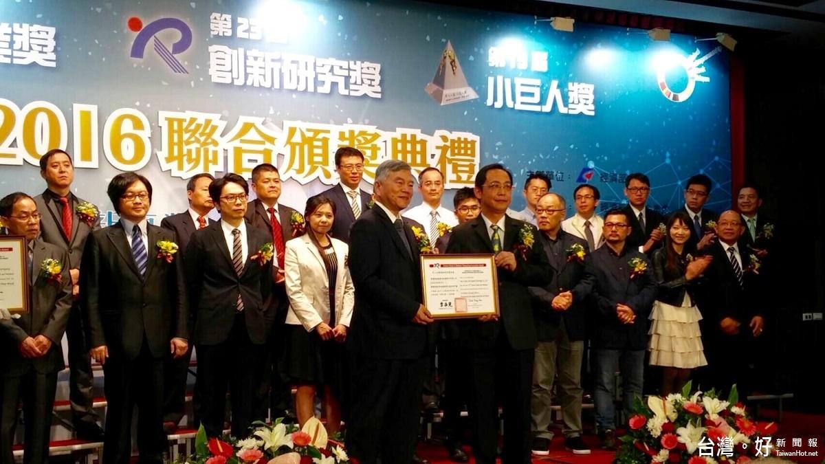 經部中小企業創新研究獎 國璽幹細胞技術平台獲殊榮