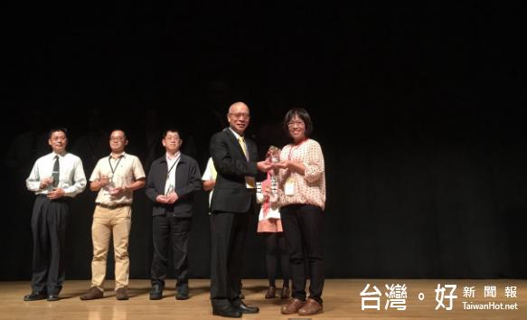 健康宜居城市 台東縣獲頒健康永續及優良海報等獎項