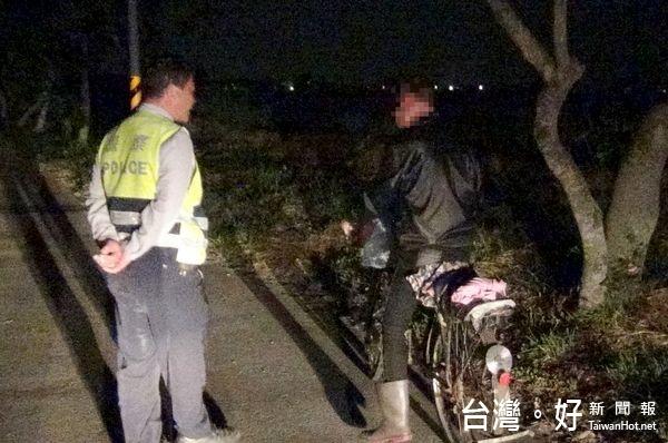 屢偷爆閃燈未遂逃逸 警循線逮捕年邁老賊
