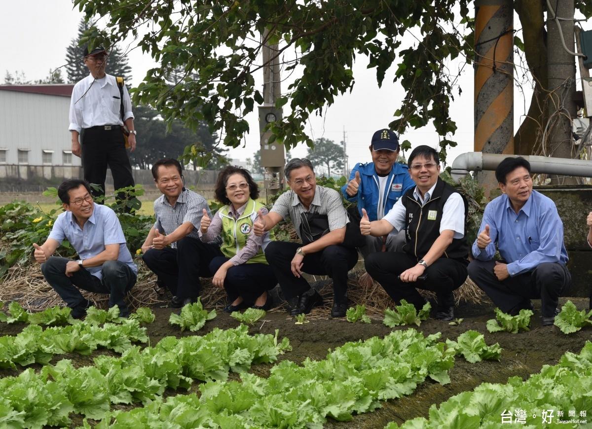 促進農業生產力 雲縣推動畜牧糞尿肥分使用