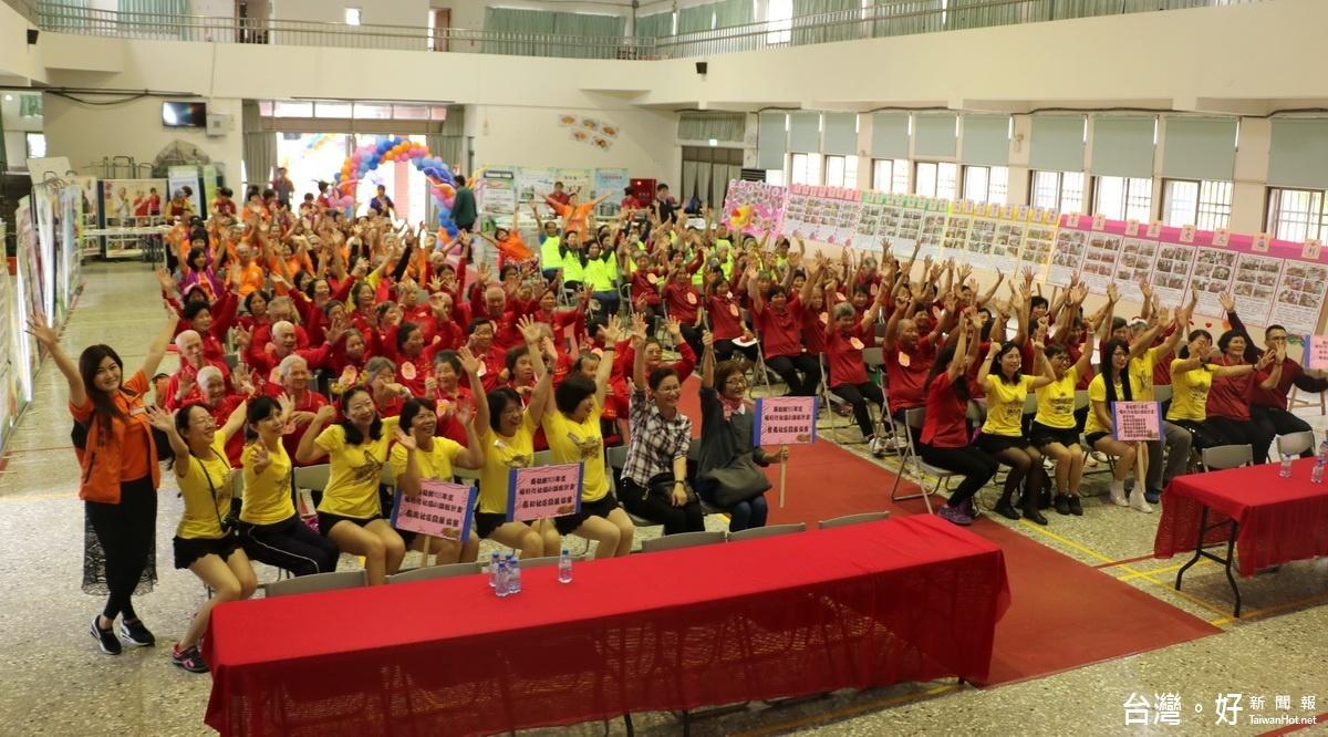 福利化社區小旗艦計畫 提升老人生活活力