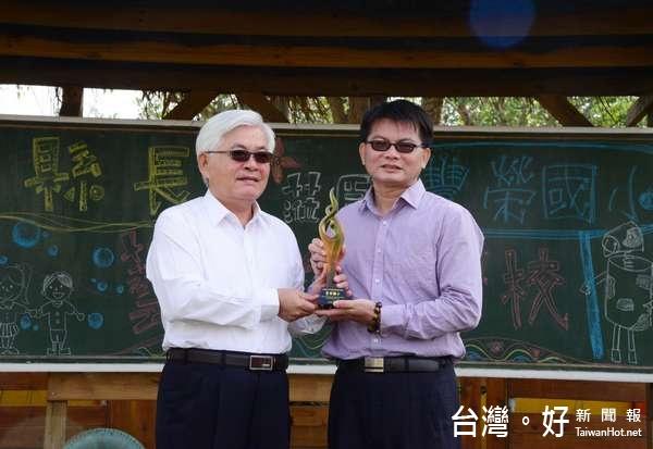 偏鄉小校出頭天 豐榮國小獲藝術教育貢獻獎