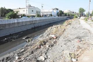 提升渠道防洪及通洪能力 彰化石笱排水改建工程動土