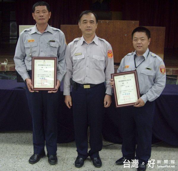 籌備台灣燈會 北港分局舉行志工訓練暨交安宣教