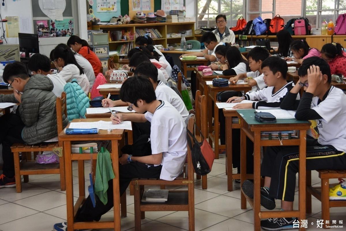 提升教育競爭力 投縣辦國小學習能力評量