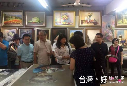 台東書畫會會員聯展 10日開幕茶會邀民眾參與