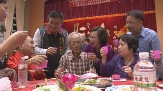 六福里擴大老人共餐 鼓勵長者走出家門