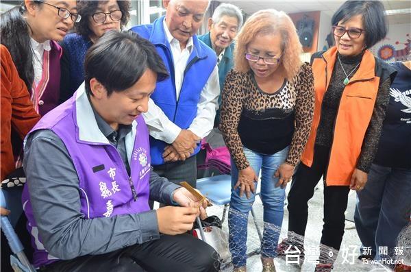 傳承阿美族傳統技藝 花蓮市公所辦理八卦漁網製作研習