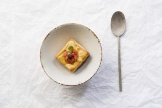 天光本本做豆腐,跟著節氣學吃豆腐。