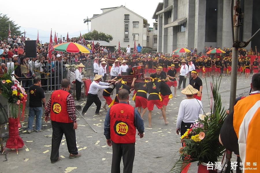 王公文化節熱鬧展開 結合在地民宿業者行銷觀光