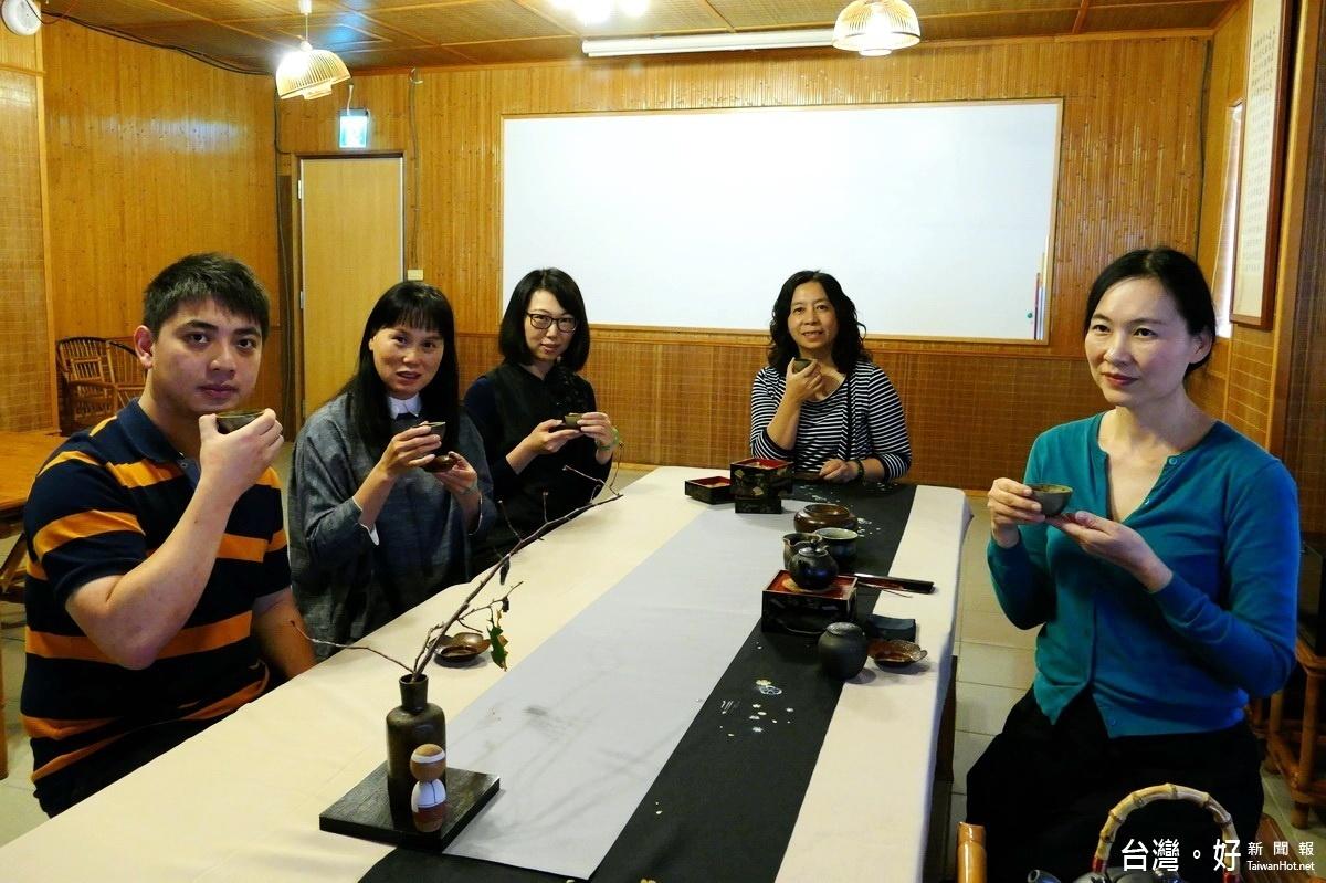 鹿谷四健義指成長班 傳承在地茶鄉文化