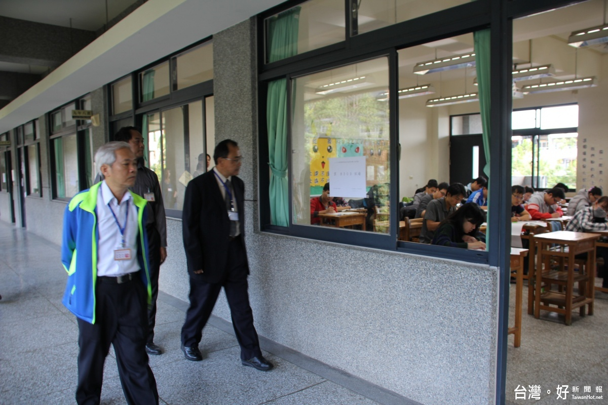 105年地方特考登場 台東考區提供免費接送服務
