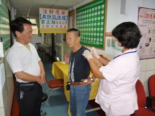 中部流感漸發威 民眾施打流感肺炎疫苗確保健康