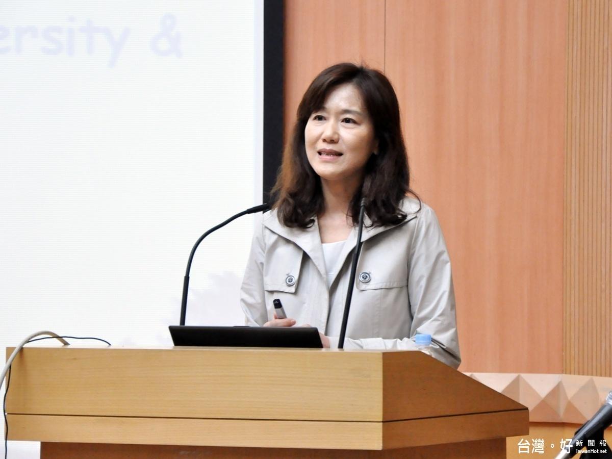 致力病毒防疫研究 長庚大學施信如獲王民寧獎殊榮