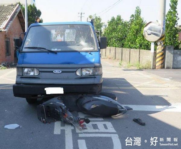 雲林虎尾統計交通肇事高危險群:機車、老人、酒駕