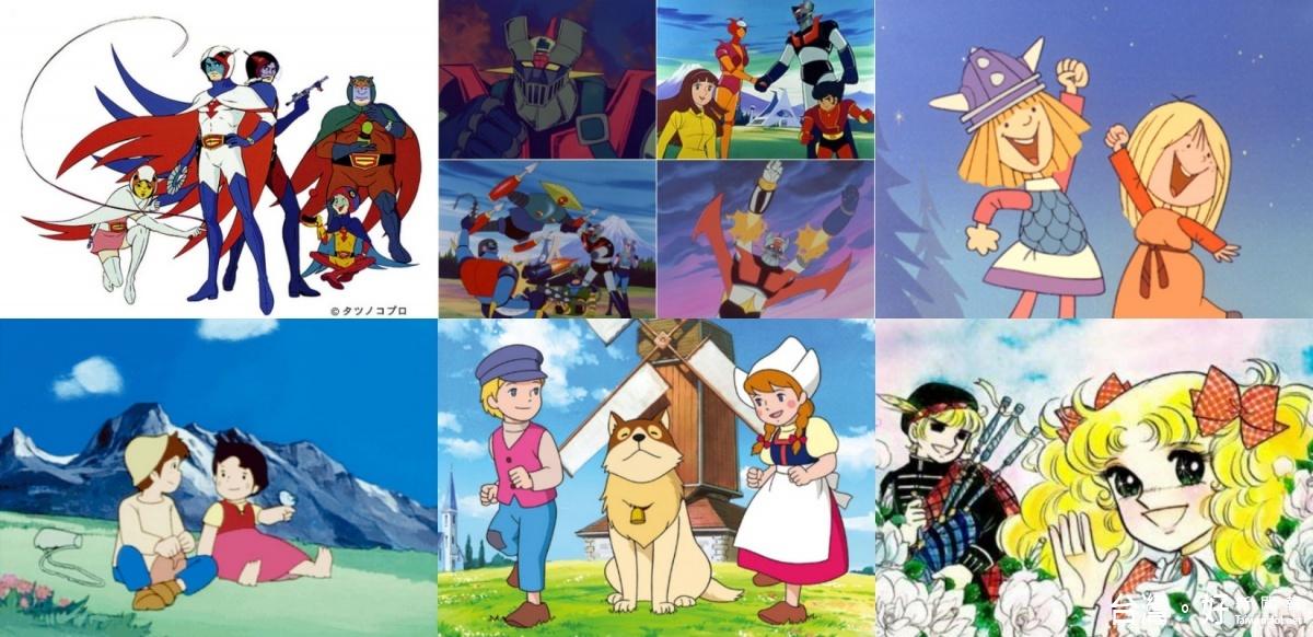 五、六年級生的回憶! 懷舊卡通你看過幾部?