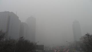 近日中國包含北京、天津、河北中南部等地,均出現嚴重的霾害,空氣品質極度不良。(圖/Wikipedia)