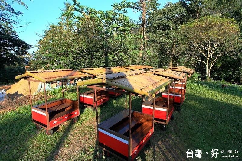 賽夏族玩創意 蓬萊社區「賽夏巴巴」成南庄新亮點