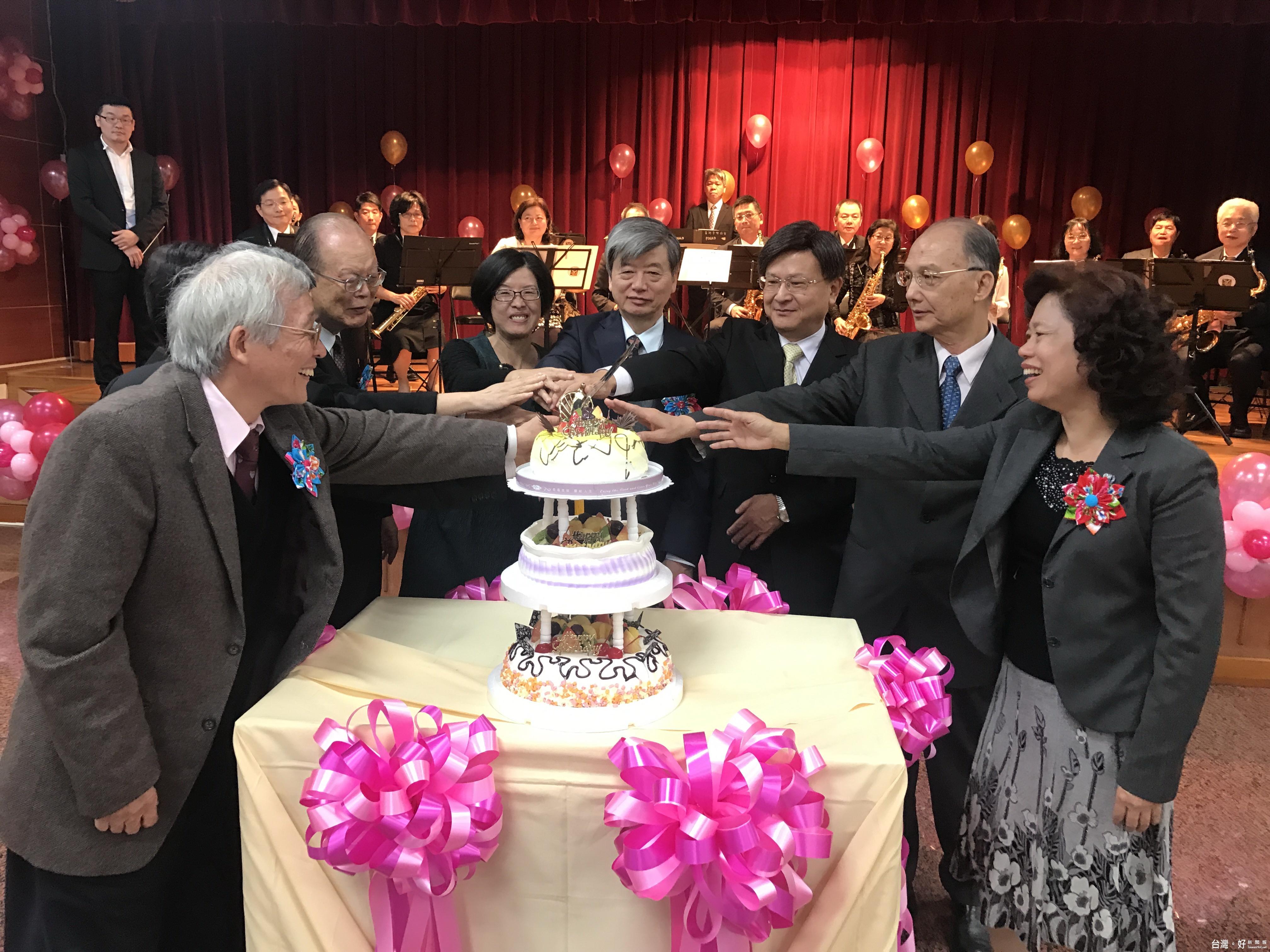 「苗院雙十年華」慶祝大會 歷任院長「回娘家」